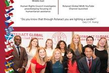 rotaract / nice sharings about rotaract and international volunteering initiatives that I took part in. Adrian Dan Pop
