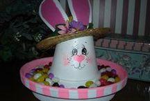 Easter  / by Sherry Nesbit Evans