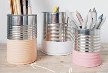 Blikjes (cans) / by Mathilda Irene Sprangers