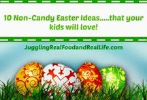 Easter / Recipes and decorating for Easter.