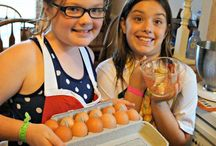 Cooking With Kids / Lots of fun cooking tips and recipes for kids with a splash of encouragement.