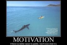 Motywacja / To, co inspiruje i pobudza do działania - motywacyjny niezbędnik.
