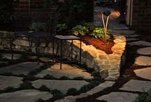 Backyard Lighting Charlotte / Add outdoor lighting to deck, patio or pool area to make them more useable throughout the evening.