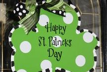 St.Patrick's  Day  / by Sherry Nesbit Evans