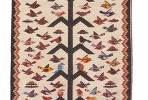 Traditional Navajo Rugs / by Darlene Teller