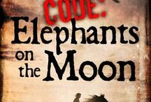 Code: Elephants on the Moon / pictures related to my middle grade historical novel, which is now available as an ebook on Amazon, Barnes & Noble, Smashwords and other websites that offer ebooks.  For more information, visit my website and blog at www.jenniferbohnhoff.com