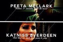 The Hunger Games / You can torture us and bomb us, and blast our districts to the ground. But do you see that? Fire is catching, and if we burn, you burn with us! / by Fandom Queen {SK}