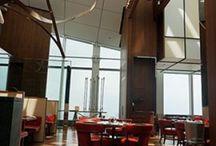 アンダーズ東京(Andaz Tokyo) / 新たなランドマーク 虎ノ門ヒルズ内にオープンした、ラグジュアリー ホテルとして知られるハイアットグループが手がけたライフスタイルホテル。