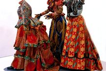 Costume Design / Everything that falls into costume making/construction