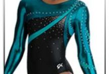 Gymnastics Styling / All the different Leotards, Shorts, Scrunchies, & more to wear and the sites and good prices to get them all for!