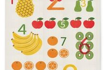 Fruit & vegetable / Fruit prints, patterns and objects