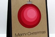 stylish christmas greeting cards / modern chritmas greetings, holiday cards.