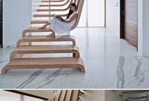 stairs / interior stairs