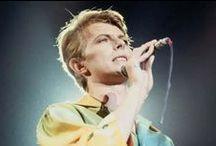 David Bowie デヴィッド・ボウイ / アーティスト