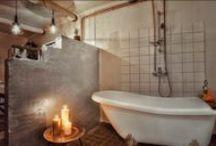 My own bathroom... / Itsesuunniteltu ja toteutettu kylpyhuone