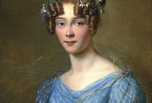 Regency in Blue
