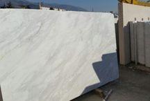 VOLAKAS GREEK WHITE MARBLE / GREEK WHITE MARBLES