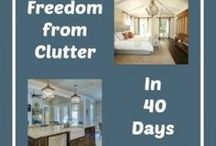 Freedom from Clutter in 40 Days