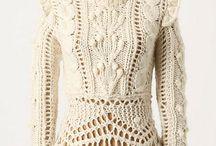 Swetry / Na drutach