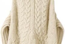 Cardigans / Długie swetry, płaszczyki