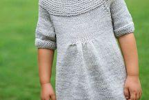 Dla dzieci / Robótki na drutach swetry,sukienki,getry,czapki,szaliki