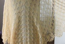 Szale, chusty / Knitting,crochet