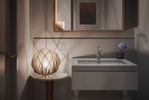 Lighting / Allow us to inspire you and set the mood with the proper lighting plan and design ideas.