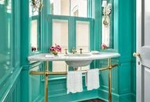 Color | Tiffany Blue / This distinctive color is associated with Tiffany & Co., creating an elegant, playful, and sophisticated character about itself. We adore it!