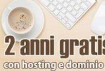 Offerte e Promo / Offerte, promozioni e sconti sui servizi offerti da HostingVirtuale