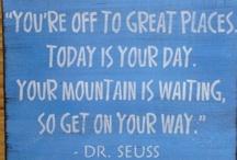 Dr. Seuss is my Hero / by Kate Reed