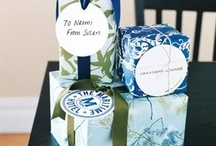 Gift Ideas (aka Don't be surprised if you receive this from me!) / by Kate Reed
