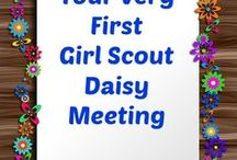 Daisy Girl Scouts / Ideas for Daisy Girl Scout leaders
