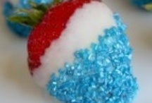 No Bake Recipes / Easy no bake recipes for kids to make.  Great for earning Girl Scout badges.