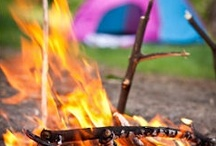 Girl Scout Camping / Girl Scout camping tips.