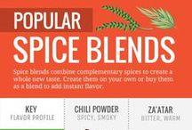 Herbs, Spices, & Seasonings / by Denise Sykora Lander