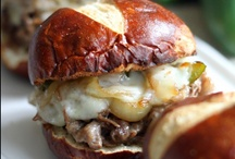 Sandwiches, Wraps, & Burgers / by Denise Sykora Lander