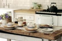 kitchens and dining / by Elishia Jackson