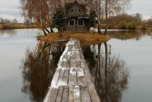 Cabins be mine!! / by Ken N Shelley Coscarelli