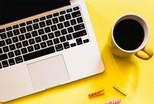 Blogging and Social Media / by Bryn Donovan