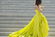 Haute couture  / long dresses, fancy parties, weddings / by Jen Fedz