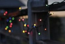 Lights4fun: Multi-coloured Fairy Lights / Go bright or go home - rainbow themed, multi coloured fairy lights, solar lights, colourful garden lighting and decorations.  http://www.lights4fun.co.uk/c/q/outdoor-lights/multi-coloured-outdoor-lights / by Lights4fun