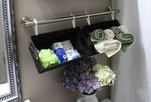 Modern Organisation / Diy tip tricks and inspiration for keeping your home neat and tidy.