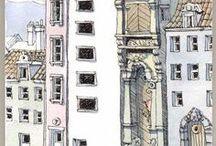 Arquitetura no desenho
