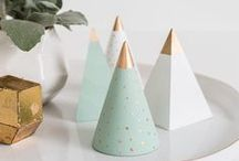 Christmas DIY Craft Ideas / Homemade crafts and DIY ideas for the best time of the year...Christmas.