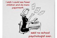 School Psychology  / by Deidra Edison