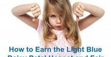 How to Earn the Light Blue Daisy Petal Honest and Fair / Activities to earn the Light Blue Daisy petal, Honest and Fair.