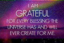 Affirmations / Daily affirmations for a full and grounded life  / by Kate Reed