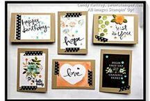 Project Life by Stampin' Up! / Memory Keeping the easy way!  AKA quick and easy scrapbooking using pocket pages