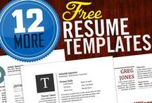 Resumes / Showcase the best you have to offer  / by Ohio University Upward Bound