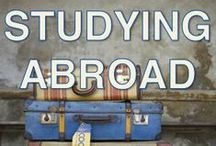 Study Abroad / Thinking about studying over seas? Here's what you need to know!  / by Ohio University Upward Bound